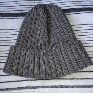Urban outfitters sparkly beanie